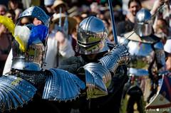 Déguisement médiéval (La Pom ) Tags: orléans moyen age déguisement chevalier campo santo