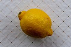 Banane. (remember moments) Tags: dietmarvollmer lemon zitrone fruit yellow stilllife