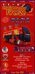 City Sightseeing Firenze Hop on-Hop Off Free Map 2017_1, Toscana, Italy (World Travel Library - collectorism) Tags: firenze florence 2017 hoponhopoff map karte plan carte térkép toscana tuscany italy italia travelbrochurefrontcover frontcover brochure world travel library center worldtravellib holidays tourism trip vacation papers prospekt catalogue katalog photos photo photography picture image collectible collectors collection sammlung recueil collezione assortimento colección ads online gallery galeria documents broschyr esite catálogo folheto folleto брошюра broşür
