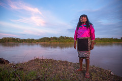 Migration and Forests Project, Peru (CIFOR) Tags: localpeople people women communityforestry females forests indigenouspeoples livelihoods rainforests river tropicalforests womenhealth ucayaliprovince loreto peru pe