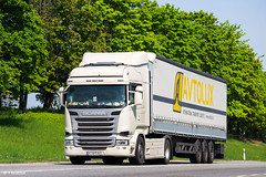 Scania R450 Streamline Highline / Avtolux (UA) (almostkenny) Tags: lkw truck camion ciężarówka ua ukraine scania r450 streamline highline avtolux avtoluxltd ao ao0815bo