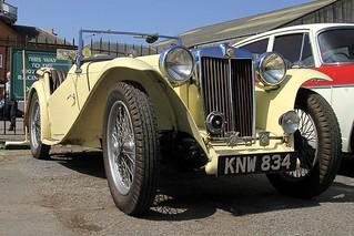 1946 MG TC KNW 834