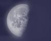 Morning Moon- May 6, 2018 (Peeb-OK) Tags: imagestacking stack registax nikon 200500 moon luna lunar morning sky night