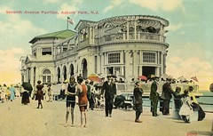1756 (Ebenezer Maxwell Mansion) Tags: asbury park new jersey water sea postcards 1900s