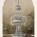 Crystal fountain from the Industrial arts of the Nineteenth Century (1851-1853) by Sir Matthew Digby wyatt (1820-1877).