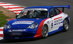 Stephen Shanley - Red Line Racing - Porsche GT3 Cup (Boris1964) Tags: 2005 porschecarreracupgb brandshatch