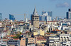 Galata Tower, Istanbul 66 (Sanyam Bahga) Tags: d7000 55200 turkey istanbul galata galatatower christeaturris galatakulesi city cityscape skyline tower constantinople romanesque