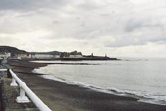 Wales, 1999 (elevenmonthsinexile) Tags: aberystwyth beaches chinongenesisiii film seaside wales wales1999