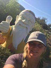 2018_EMPWR_Sedona Womens 46 (TAPSOrg) Tags: taps tragedyassistanceprogramforsurvivors empowerment weekofrenewal women sedona arizona 2018 military outdoor vertical selfie statue woman
