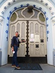 Bratislava '18 (faun070) Tags: bluechurch bratislava jhk dutchguy tourist