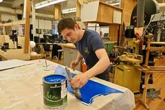 Creating the Art Float - Tam Makers - April 2018 - Photo - 104
