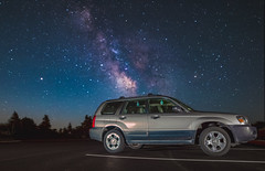 Midnight Adventure (wardephoto) Tags: earthporn earth nationalpark usa us milkywaycore springcolors spring lightpainting carphotography cars subaru starscape milkywaymaine cadillacmountain acadianationalpark acadia newengland maine astrophotography stars milkywaylandscape milkywayphotography milkyway landscapeexhibition longexposurelandscape landscapephotography landscape longexposurephotography longexposure