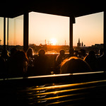 Dinner with a view - Dublin, Ireland - Travel photography thumbnail