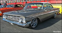 '61 Chevy Impala (Photos By Vic) Tags: 1961 61 classic car carshow chevy chevrolet impala antique automobile vehicle vintage old 2017goodguyssoutheasternnationals