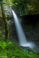 Dans les embruns (paul.porral) Tags: wasser water cascade waterfall wasserfall paysage nature flickr ngc poselongue longexposure outside