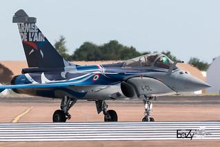 133 / 4-GL French Air Force (Armée de l'air) Dassault Rafale C