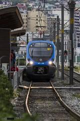 XT-29 | Estación Francia (Felipe Radrigán) Tags: tren ferrocarril train railroad railway automotor xt xt29 xtrapolis valparaiso viñadelmar limache francia estacion chile efe merval