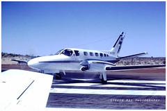 VH-TFB Cessna 441 Conquest (SPRedSteve) Tags: vhtfb cessna 441 conquest 1984 4410260