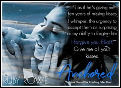 ⚓ (¸.•´(¸.•´ (¸.•¨¯`⚓ 。✼ NEW RELEASE BLITZ ✼。 ANCHORED (Book One of The Crashing Tides Duet) by Author Ruby Rowe is #NOWLIVE #99cents for a limited time! (sbproductionsteaseraddict) Tags: book promotions indie authors readers