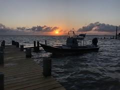 Gorgeous West Bay sunset (dixon1972) Tags: sanluispass wadefishing galveston fishing sunset westbay