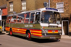 Well turned out. (Chris Baines) Tags: galleon tours aec reliance shh 85m