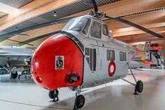 Sikorsky S-55C (Morten Kirk) Tags: mortenkirk morten kirk danmarks flymuseum danish aircraft museum dänemarks flugmuseum danmark denmark 2018 sony a7rii a7r ii sonya7rii ilce7rm2 sikorsky s55c zeiss batis 25mm f2 225 distagon batis225 batis25mmf2 zeissbatis225