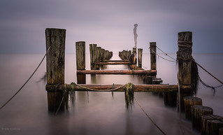 Zingst Art II at dawn
