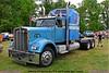 Kenworth W900A 1969 (Trucks and nature) Tags: kenworth w900 w900a kw semi truck diesel 405 hp stacks chrome steel show cb 18 wheeler big rig