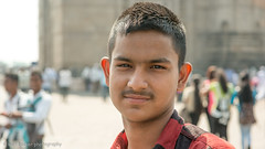 Colaba-11.jpg (Karl Becker Photography) Tags: india mumbai nikon youngman boy male colaba portrait