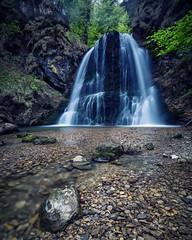 magical waterfall (juhwie.foto - PROJECT: LEIDENSCHAFT-LICH-T) Tags: spring water rocks pentaxart ngc nature magic waterfall haidafilters haida ricohimaging k1 pentax beautifulgermany germany bavaria schliersee josefstal
