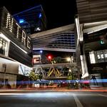 Brickell City Centre at night. thumbnail