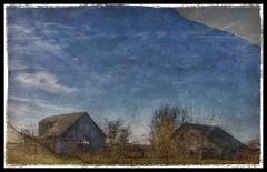 Torn dreams.... (Sherrianne100) Tags: countryside dilapidated dreams oldbarn barn rural missouri