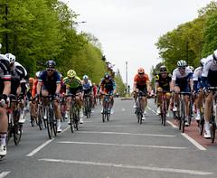 Tour de Yorkshire 2018 - Stage 1 (Simon Caunt) Tags: d800 nikond800 nikoncameras nikon nikondslr 240700mmf28nikkor afsnikkor2470mmf28 bessacarr doncaster sunnydonny a638 greatnorthroad garyverity cycling riders bicyclerace yorkshire welcometoyorkshire peloton pack