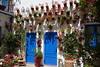 Inner courtyard (koukat) Tags: cordoba alcazar gardens jardines moorish andalucia flores flowers romanos roman verde green festival de los parios courtyard 2018 siete revueltas