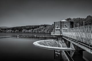 Tittesworth Reservoir Overflow
