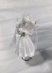 Archangel Gabriel v1 (GGIamBatman) Tags: origami papiroflexia angel archangel gabriel takashi