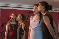 "Komidi 2018 : ""Les Muses"" (philippeguillot21) Tags: muses chanteuse singer festival komidi caverne saintjoseph reunion france outremer pixelistes canon scène stage micro"