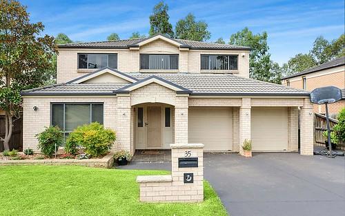35 Bentwood Terrace, Stanhope Gardens NSW