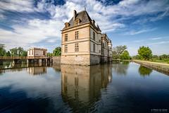 Castello di Cormatin (Silver_63) Tags: castello cormatin francia borgogna