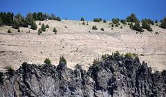 Llao Rock (Crater Lake Caldera, Oregon, USA) 18 (James St. John) Tags: llao rock crater lake caldera national park mazama volcanic ash pumice lava holocene quaternary