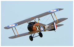 Sopwith Camel (Ciaranchef's photography.) Tags: sopwith sopwithcamel ww1aircraft greatwar greatwaraeroplanes aircraftmuseum airshow shuttleworth shuttleworthcollection nikonaviation nikond7000 northaeroplaneworkshops westernfront royalflyingcorps raf100
