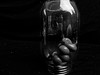 Grapes In A Jar (Kelly's Imagination) Tags: grapes jar form 3d black white blackandwhite photography hd
