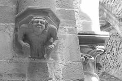 Sculptures de l'abbaye de Villelongue (Philippe_28) Tags: aude 11 villelongue abbaye abbey monastère ruine france europe