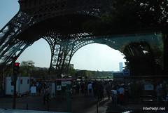 Париж Ейфелева вежа InterNetri  France 010