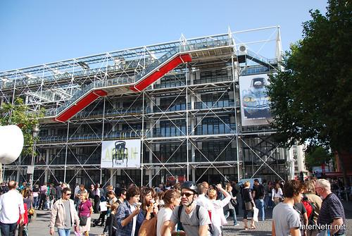 Париж Центр Помпіду InterNetri  France 055