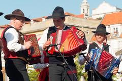 Musique Traditionnelle.... Lisbonne.. (geolis06) Tags: geolis06 europe europa portugal lisbonne lisbon lisboa olympuspenf danse dance dansetraditionnelle dancetraditionallisbon folklorique folkloric musicien music musician accordéon