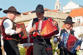 Musique Traditionnelle.... Lisbonne..