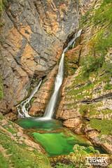Slap savica (morbidtibor) Tags: slovenia trekking triglav trek bohinj savica waterfall