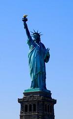 Statue of Liberty, New York, USA. (Roly-sisaphus) Tags: nyc thebigapple unitedstatesofamerica