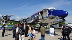 ILA - Berlin Airshow 2018 (Neuwieser) Tags: ila 2018 berlin airshow douglas dc6b flying bulls schönefeld luftfahrt messe expo trade aviation aircraft jet jets helicopter heli